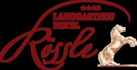 logo landgasthof hotel rössle steinenkirch